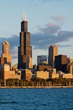 Chicago waterfront. Chicago, Illinois, USA. - Photo #10664