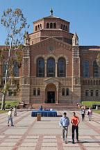 Library. University of California, Los Angeles, California, USA. - Photo #6364