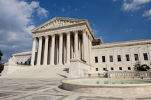 The U.S. Supreme Court. Washington, D.C., USA. - Photo #11264