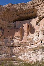 Montezuma Castle. Arizona, USA. - Photo #17565