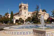 House of Hospitality. Balboa Park, San Diego. - Photo #25867
