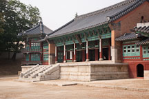 Jibokjae was used as a library and a reception hall. - Photo #21067