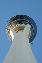 The Stratosphere tower and observation deck. Las Vegas, Nevada, USA. - Photo #13567