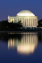 Jefferson Memorial, Washington, D.C. - Photo #29268