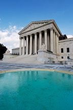 The U.S. Supreme Court. Washington, D.C., USA. - Photo #11268