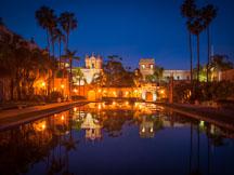 Casa de Balboa. Balboa Park, San Diego, California. - Photo #26669