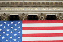 New York Stock Exchange. New York City, New York, USA. - Photo #13169