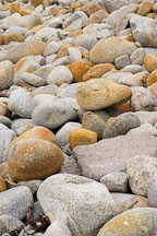 Close up of rocks on the 17-Mile drive, California, USA. - Photo #4769