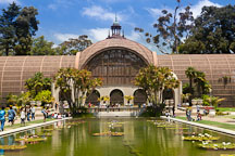 Botanical Building. Balboa Park, San Diego. - Photo #25807