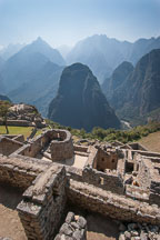 Temple of the Sun. Machu Picchu, Peru. - Photo #10107