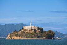 Alcatraz Island. San Francisco Bay, California. - Photo #28870