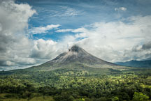 Arenal Volcano. Costa Rica - Photo #14170