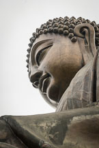 Tian Tan Buddha. Lantau Island, Hong Kong, China. - Photo #16070
