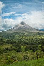 Arenal Volcano. Costa Rica. - Photo #14171