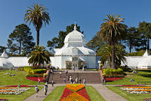 Conservatory of Flowers. San Francisco, California. - Photo #26872