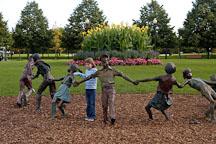 Olive park. Chicago, Illinois, USA. - Photo #10572
