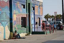 Alleyway. Venice, California, USA. - Photo #7473
