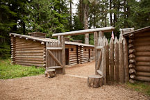 Fort Clatsop, Oregon. - Photo #28573
