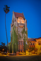 Tower Hall at San Jose State University. - Photo #32073