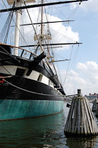 USS Constellation. Baltimore, Maryland, USA. - Photo #3873