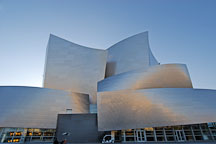 Walt Disney Concert Hall. Los Angeles, California, USA. - Photo #6573