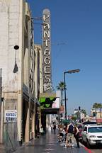 Pantages theatre. Hollywood, California, USA. - Photo #6474