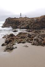 Pescadero state beach, California, USA. - Photo #4374