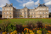 Luxembourg Palace. Paris, France. - Photo #31275