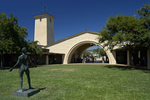 Robert Mondavi Winery, Napa Valley, California. - Photo #1375