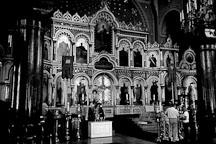Interior of Uspensky Cathedral. Helsinki, Finland. - Photo #3075