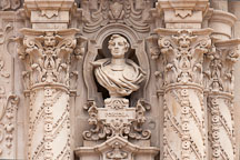 Gaspar de Portola. Museum of Man, San Diego. - Photo #25776