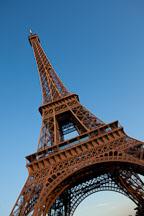 The Eiffel Tower. Paris, France. - Photo #31977