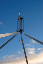 Steel flagpole at Parliament House. Canberra, Australia. - Photo #1478
