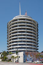 Capital Records. Los Angeles, California, USA. - Photo #6467