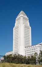 Los Angeles City Hall. Los Angeles, California, USA. - Photo #6496