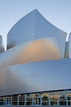 Walt Disney Concert Hall. Los Angeles, California, USA. - Photo #6574