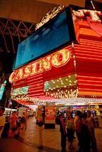 Fremont Hotel and Casino. Las Vegas, Nevada, USA. - Photo #13708