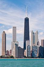 Chicago skyline. Chicago, Illinois, USA. - Photo #10781