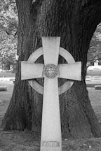 Cross. Lake View Cemetery. Cleveland, Ohio, USA - Photo #4181