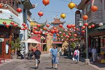 Chinatown. Los Angeles, California, USA. - Photo #6881