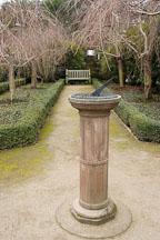 Garden sundial. - Photo #2382