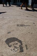 Little Richard. Melrose avenue, Los Angeles, California, USA. - Photo #7382