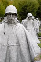 Korean War Veterans Memorial. Washington, D.C., USA. - Photo #10882