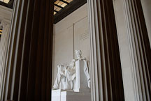 Lincoln Memorial. Washington, D.C., USA. - Photo #12683