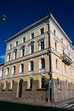 Building near Senate Square. Helsinki, Finland - Photo #485