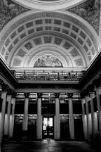 University library. Helsinki, Finland - Photo #3185