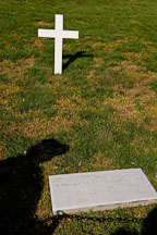 Robert Kennedy gravesite. Arlington National Cemetery. Arlington, Virginia, USA. - Photo #11085