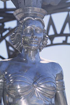Statue of Dolores del Rio. Hollywood, California, USA. - Photo #585