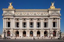 Paris Opera house. Paris, France. - Photo #31886