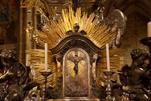 Tomb of Saint John of Nepomuk. Prague, Czech Republic. - Photo #29686